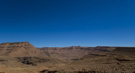 Moroccan High Atlas Mountains