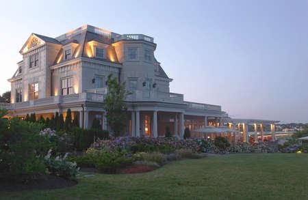 Mansion historique