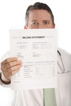 arts blijkt medische facturering verklaring