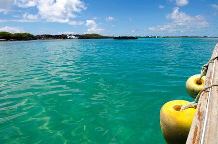 Puerto Villamil Boat Tour, Isabela Island, Galapagos Islands Stock Photo - 17080586