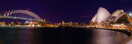 ports: Porto di Sydney Panorama