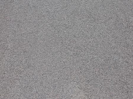 texture horizontal fine gray gravel of small stones photo