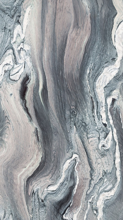 labourers: big beautiful smooth solid gray marble slab with curved lines and stripes rare kind of stone