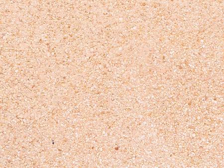 mottled: uneven mottled surface of matte cream of fine granite gravel