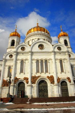 savior: Church of Christ the Savior in Moscow.