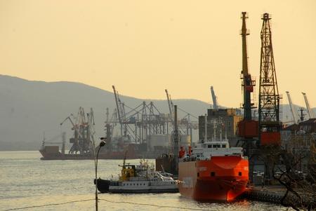 far: Russia - the beautiful city of Vladivostok - Far East