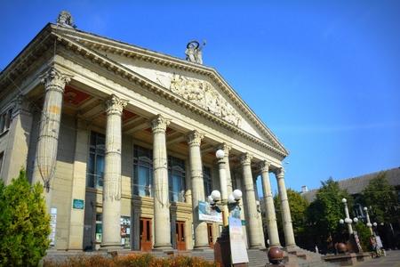 tbilisi: Tbilisi in Georgia - the old city center