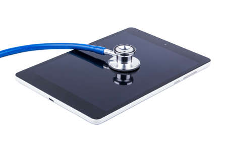 Stethoscope and tablet repair service for laptops