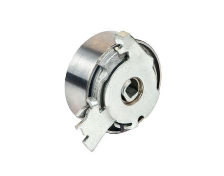 Wheel bearing for car wheel isolated on white background 版權商用圖片