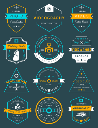 photography: collection of photography and videography   templates.