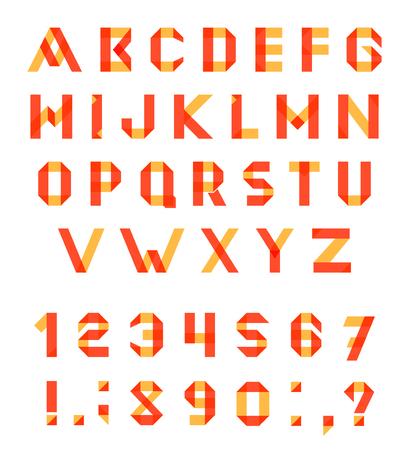 multiplicar: Vector conjunto del alfabeto de la fuente geom�trica diversi�n. Fuente de vector con trazos superpuestos y colores mezclados. Modo de fusi�n Multiplicar. Vectores