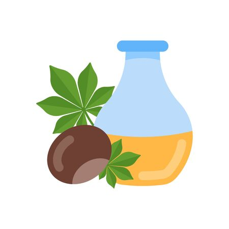 Icon in flat style. Vector illustration for food stores, websites and web applications.