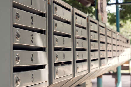 cloudshape: the mailboxes for the correspondence