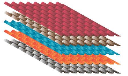shingles: roof