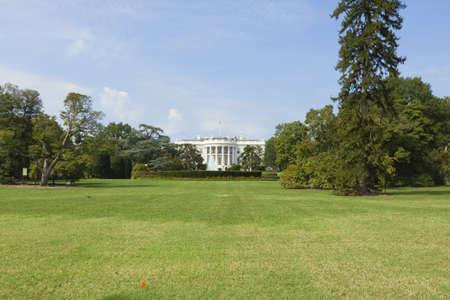 White House in Washington, DC photo