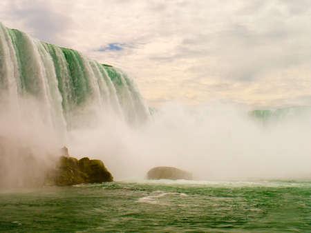 niagara falls: Niagara Falls Stock Photo