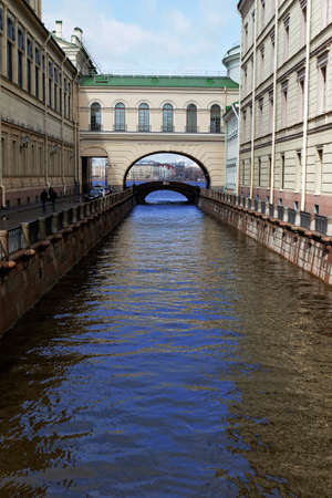 saint petersburg: SAINT PETERSBURG, RUSSIA - APRIL 23:Street views of Saint Petersburg, Russia on April 23, 2015.