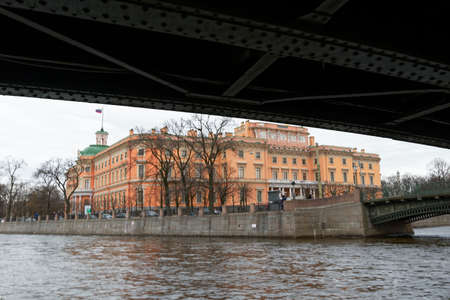 saint petersburg: SAINT PETERSBURG, RUSSIA - APRIL 22:Street views of Saint Petersburg, Russia on April 22, 2015. Editorial