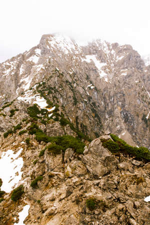 Berchtesgaden National Park in Bavarian Alps.