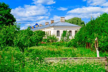 Russian Orthodox church. Фото со стока