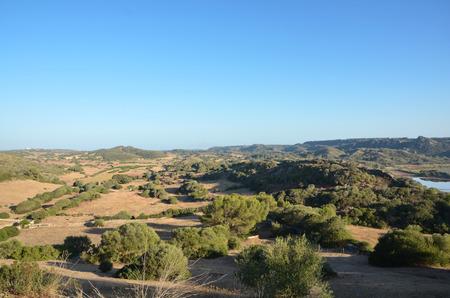 mediteranean: Mediteranean hills landscape