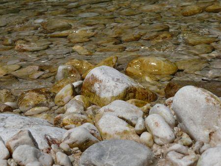 rubble: Rubble in the river