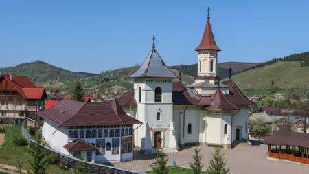 Monastery in Manastirea Humorului, Bukovina. I have taken this photo in April 2018 during my visit of Romania Editöryel