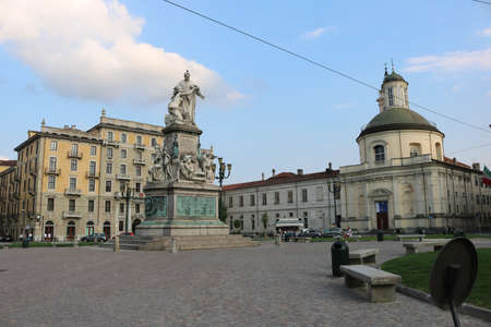 I have taken this photo in July 2018 during my visit to Torino
