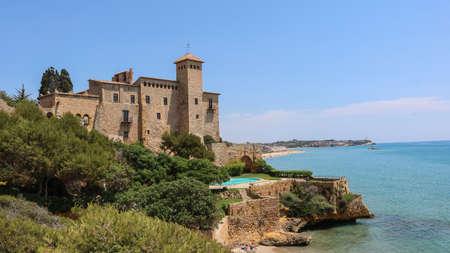 Tamarit Castle near Tarragona, Spain. Taken in July 2018