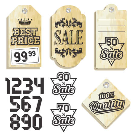 Labels and Price Tags