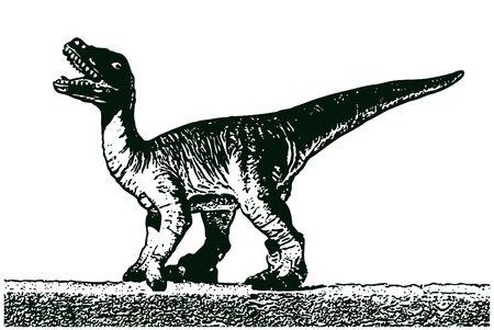 Dinosaur Stock Vector - 18473648
