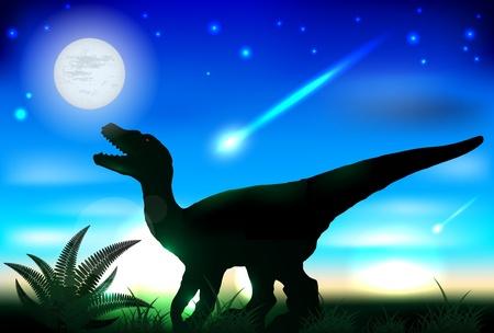 prehistoric era: Tyrannosaurus Rex