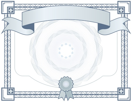 Blank Certificate of Diploma