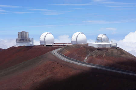observatory: Maunakea observatory center Editorial
