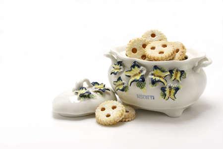 Cookie jar Stock Photo