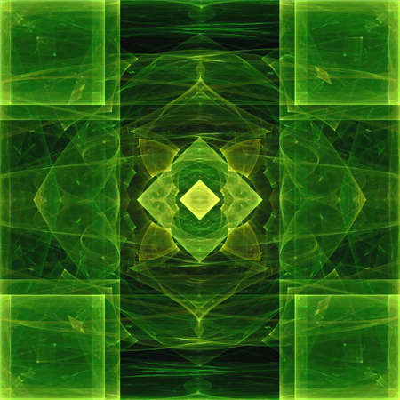 Beautyful green abstract background. Stock Photo
