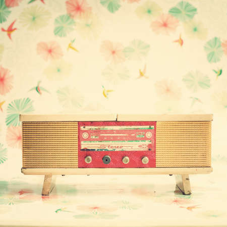 ビンテージ グッズ ラジオ