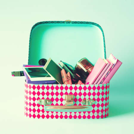 Hipster box