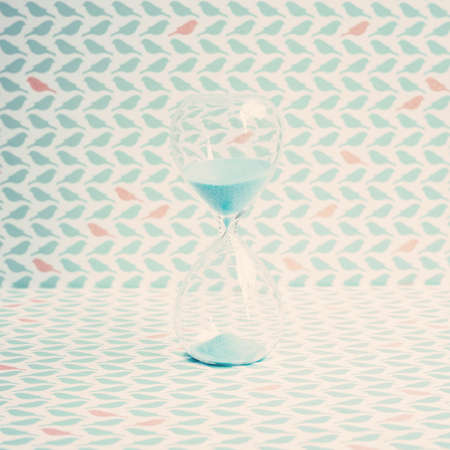 hour glass: Vintage hourglass Stock Photo