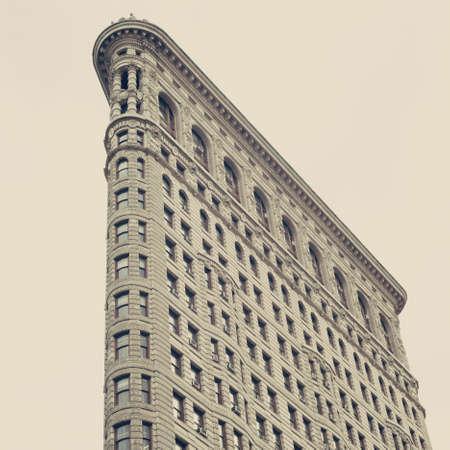 flat iron: Flatiron Building