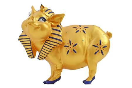 geld: piggy the pharaon