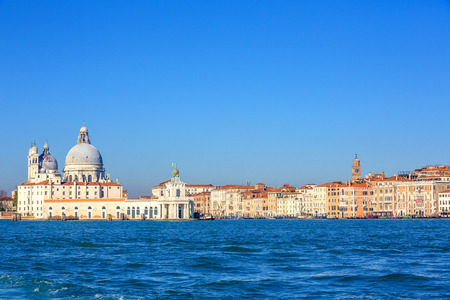 view of venice on a spring day