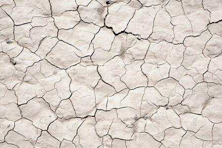 Cracked dry lifeless earth 版權商用圖片