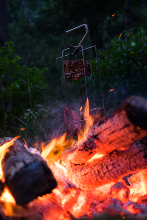 Churrasco de fogo de chao, Ground fire barbecue - Rio de Janeiro
