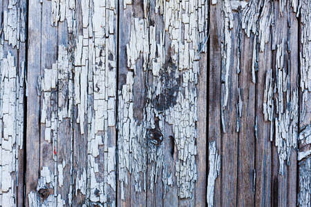 Old painted wood texture.  Horizontal shot photo