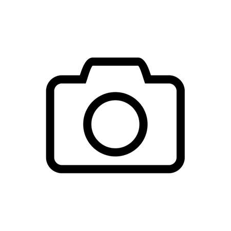 Camera Icon vector. Camera symbol for your web site design Vectores