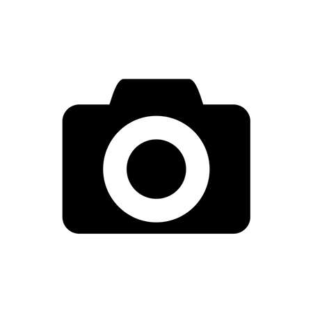 Camera Icon vector. Camera symbol for your web site design Foto de archivo - 123157972