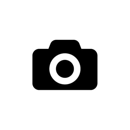 Camera icon vector. photo camera icon. camera photography icon
