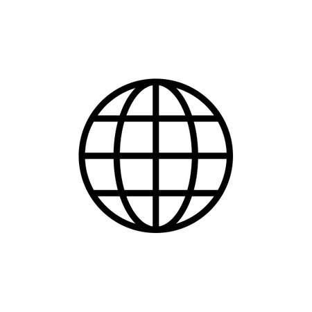 Web icon vector. go to web icon. web click icon Векторная Иллюстрация