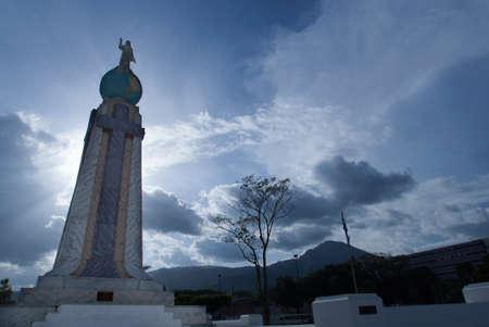 el: El Salvador del Mundo, San Salvador, El Salvador Editorial